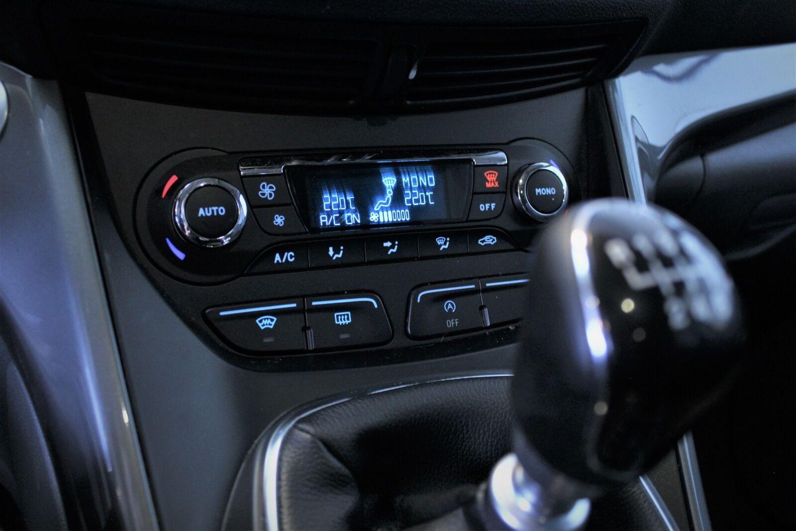 Ford C-MAX 1,6 TDCi 115 Titanium - billede 12