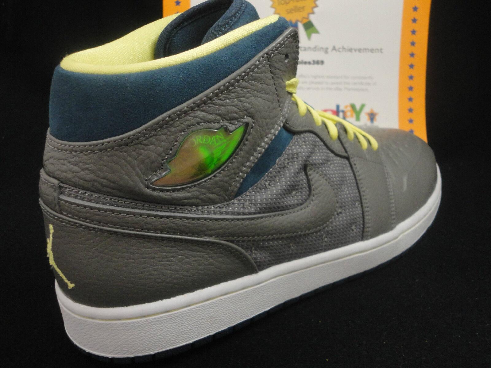 Nike grigio air jordan 1 retr��