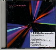 (DO897) The Egg/Forwards, 4 Track Album sampler - DJ CD