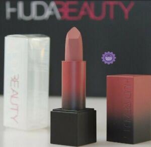 💄HUDA Beauty Wedding Day Power Bullet Matte Lipstick *100% GENUINE* Brand New💄