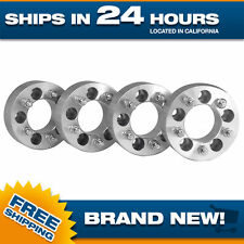 "4 1.5"" Jeep 5x5 Wheel Spacers Adapters Wrangler Grand Cherokee WJ WK XK JK 4pcs"