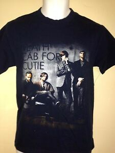 DEATH-CAB-FOR-CUTIE-2011-GREEK-THEATRE-SMALL-T-SHIRT-ROCK-OUT-OF-PRINT