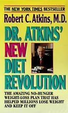 Dr. Atkins' New Diet Revolution by Atkins, Robert C.
