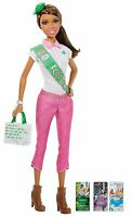 Barbie Loves Girl Scouts Doll (african-american) , New, Free Shipping