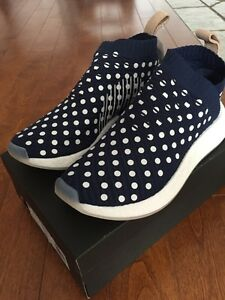 4a83258d52be8 Adidas Collegiate Navy Footwear White Women s NMD CS2 Shoes BA7212 ...