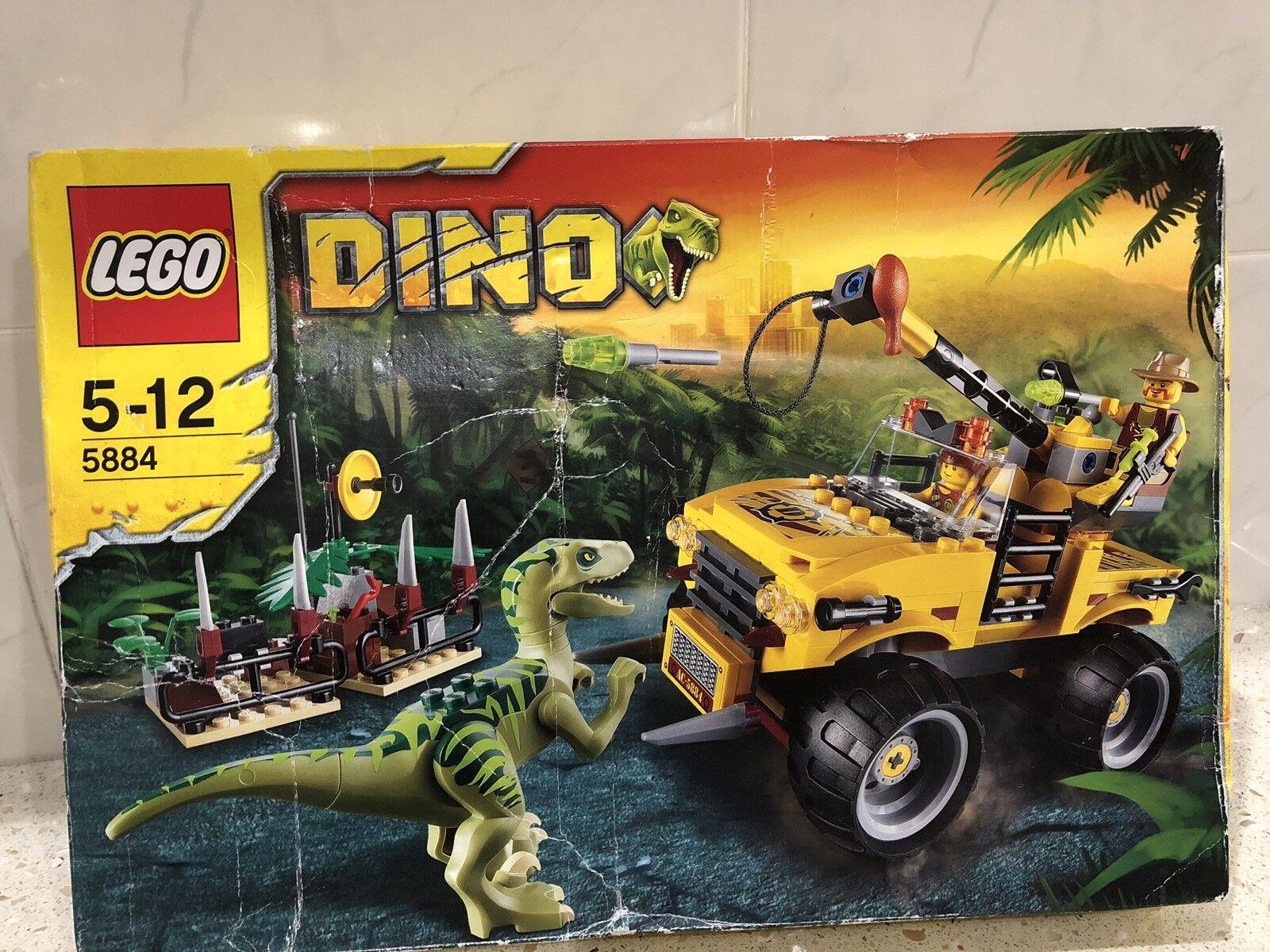 compra meglio LEGO DINO DINO DINO 5884  Raptor Chase  consegna rapida