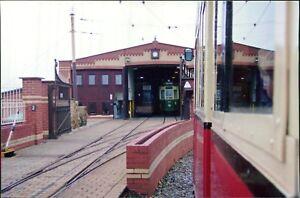 Seaton-Tram-Leaving-Riverside-Loop-2009-Photographs-notes-verso-Qi-987
