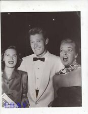 Mrs. Connors Chuck Connors Hilary Brooks VINTAGE Photo candid