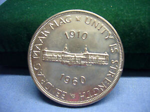 Münze 5 Schilling Südafrika 1960 6159 Ebay