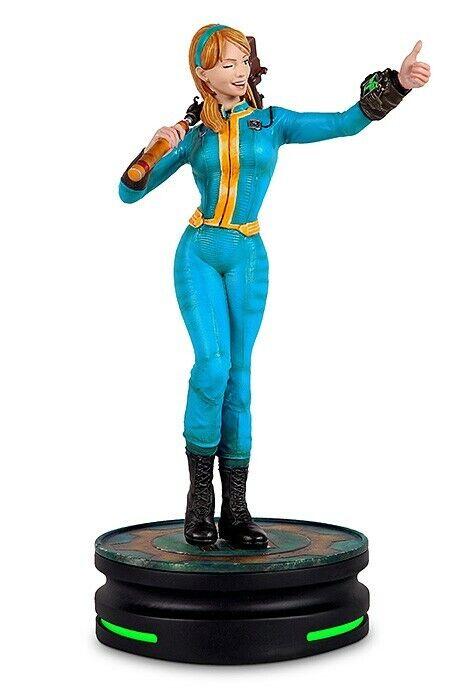 Modern Icons  7 FALLOUT VAULT  GIRL STATUE 9  TEC Figurine Base nouveau 2019 IN HAND  acheter des rabais