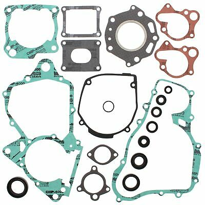 Honda CR 125 R 1984-1985 Complete Full Engine Gasket Set Kit