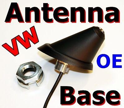 """Volkswagen JETTA Antenna BASE /""""OE/"""" 1999-2005 FUBA VW"""