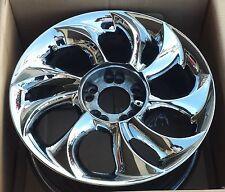 ONE RIM ONLY Traxx TR307 Reflec 16X7J Chrome Rims wheels 5X115/120 NO CENTER CAP