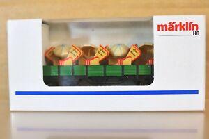 MARKLIN-1998-SHORT-GREEN-CUXHAVEN-WAGEN-WAGON-COACH-RED-SEAT-SONDERMODELL