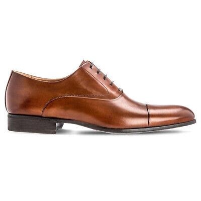 Moreschi Men's Dublin Cap Toe Shoes