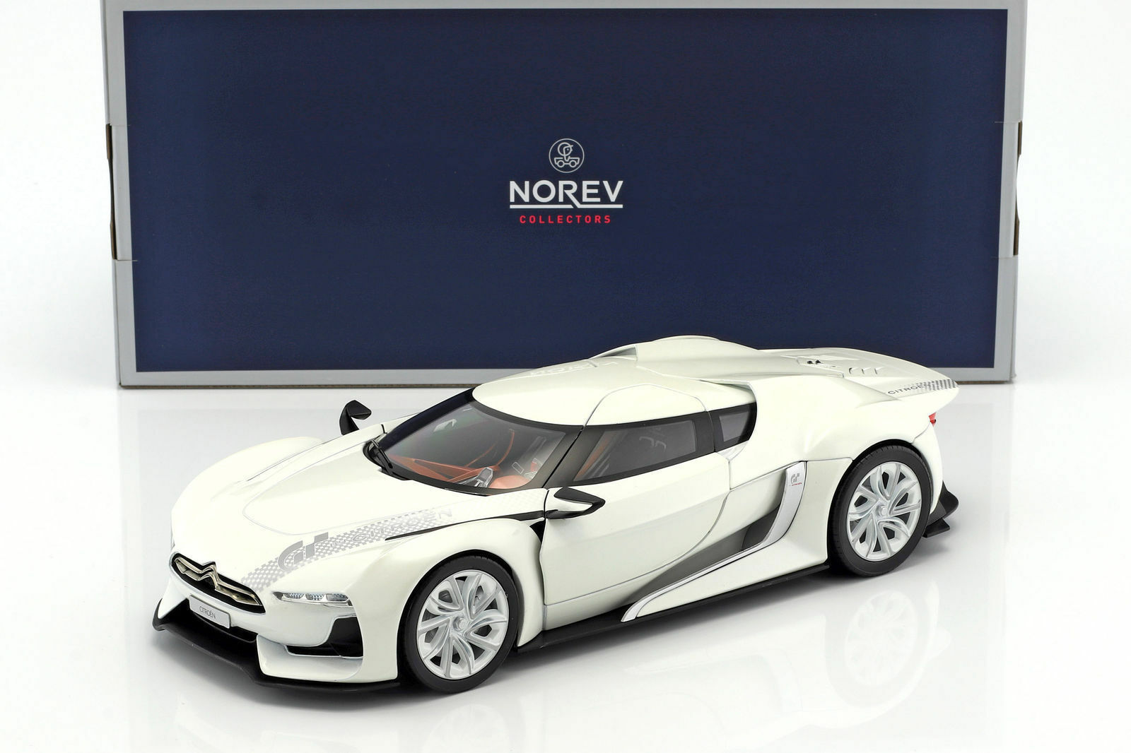 NOREV 1 18 CITROEN GT CONCEPT DIECAST CAR 181610 Weiß