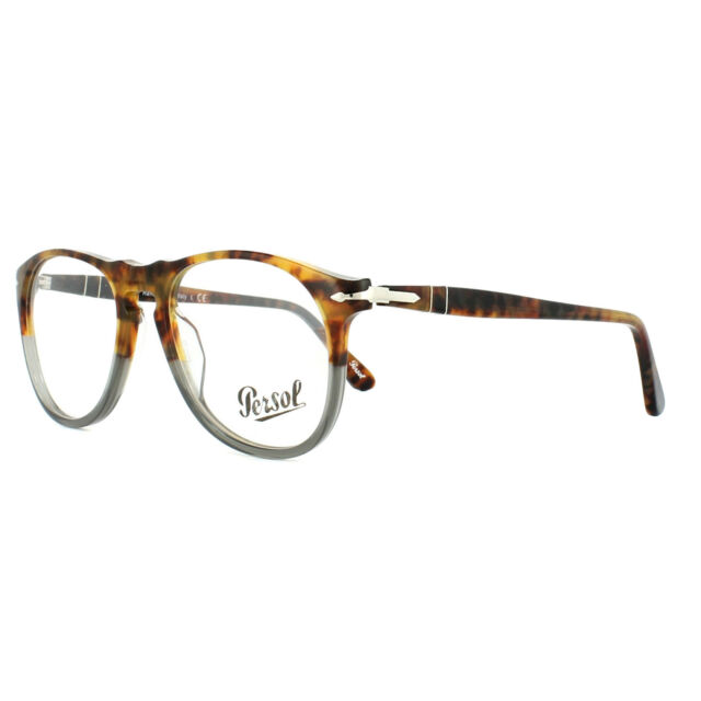 79d0f9d8feef7 Persol Glasses Frames Po9649v 1023 FUOCO E ARDESIA 50mm Mens for ...