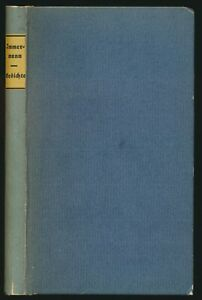 Karl-Leberecht-Immermann-Gedichte-1822-Mit-Musikbeilagen-Erstausgabe