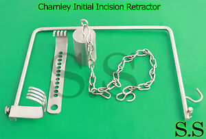 Details about Charnley Initial Incision Retractor Surgical Instruments