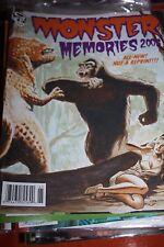 Monster Memories Magazine - 2006 Yearbook - NEW CONDITION!! RARE!!