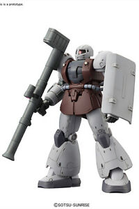 Robots, Monsters & Space Toys Bandai Modell Kit Gundam Hg Zaku Waff Yms 03 Sc 1/144 Gunpla New Neu Latest Technology