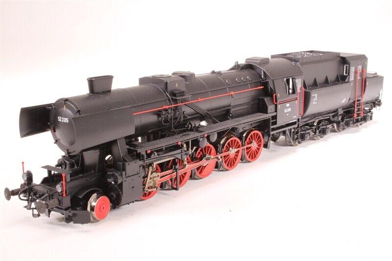 a la venta Sonido Completo    [VIDEO] Roco 72223-Locomotora de vapor vapor vapor 52 3315, escala HO vagón de sonido  selección larga