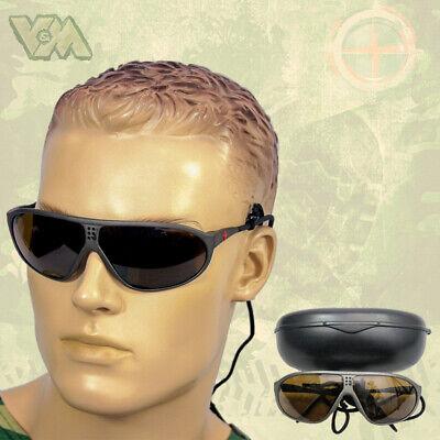 Original Ch Sonnenschutzbrille Brille Schweiz Armee Suvasol Swiss Made Augenschu Taille Und Sehnen StäRken