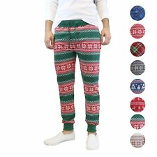 Ugly Christmas/Xmas Mens Joggers from Galaxy By Harvic