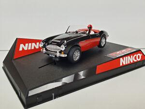 SCX-Scalextric-Ninco-50264-Slot-Car-Austin-Healey-MK-III-Roadster-1-32