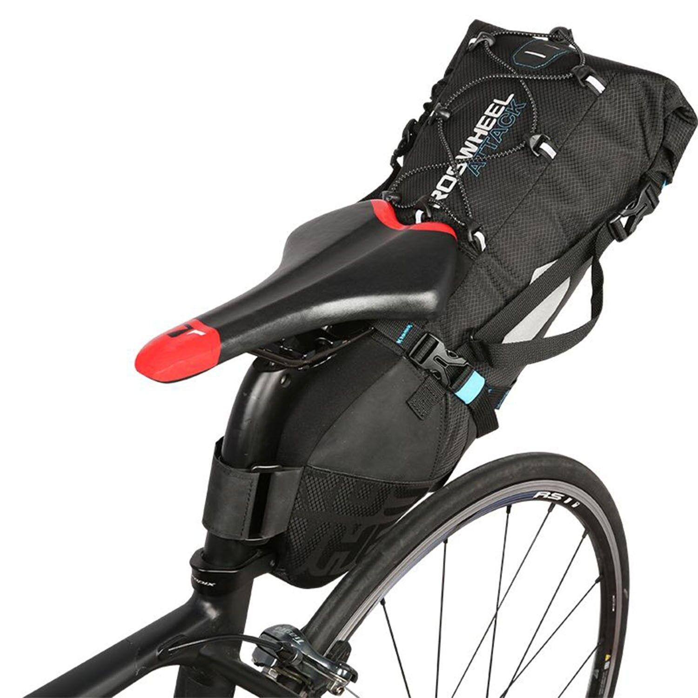 Roswheel Touring Seat Bike Storage Carry Bag