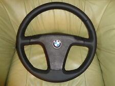 BMW E24 E23 E28 E12 E21 E30 Lederlenkrad TOP ZUSTAND NEU LEDERRBEZUG