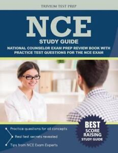 nce study guide national counselor exam prep review book with rh ebay com Stock Worker Resume Worker Nerf Parts