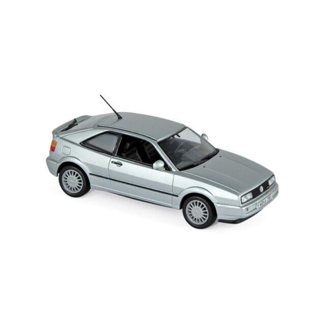 Norev 840096 Volkswagen Corrado G60 Plata 1990 Escala 1:43 Coche a Nuevo !°