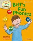 Oxford Reading Tree Read with Biff, Chip and Kipper: First Stories: Level 1: Biff's Fun Phonics by Mr. Alex Brychta, Roderick Hunt (Hardback, 2014)