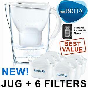 BRITA-Marella-Cool-MAXTRA-Plus-2-4L-Water-Filter-Jug-6-Month-Cartridges-Pack
