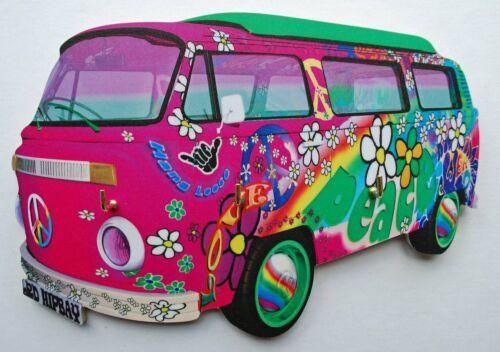 Économisez 3 £ CAMPING-CAR KEY RACK-Rose Peace-VW22s