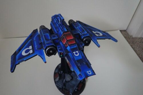 Ultramarines Xiphon Interceptor - Pro Painted (30K / 40K)