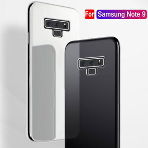 For-Samsung-Galaxy-Note9-S9-S8-Plus-S6-Clear-TPU-Case-Silicone-Shockproof-Cover