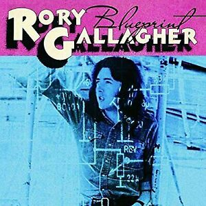 RORY-GALLAGHER-BLUEPRINT-USED-VERY-GOOD-CD