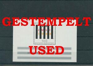 Germany-Federal-Frg-vintage-yearset-1994-Block-29-Postmarked-Used-More-Sh-Shop
