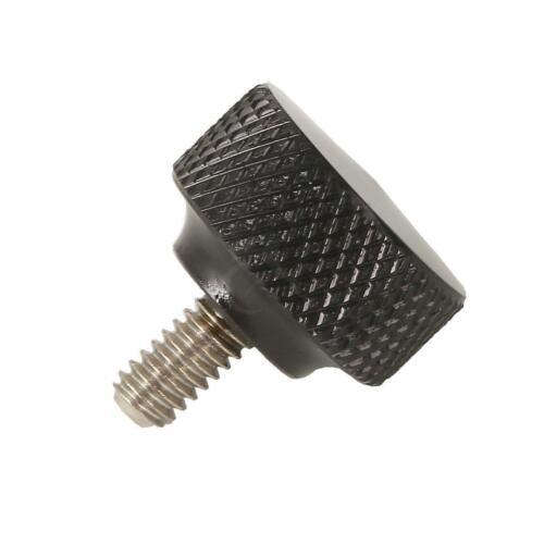 Black Rear Seat Bolt Screw For Harley Dyna Softai Sportster XL 1200 883 96-19 18