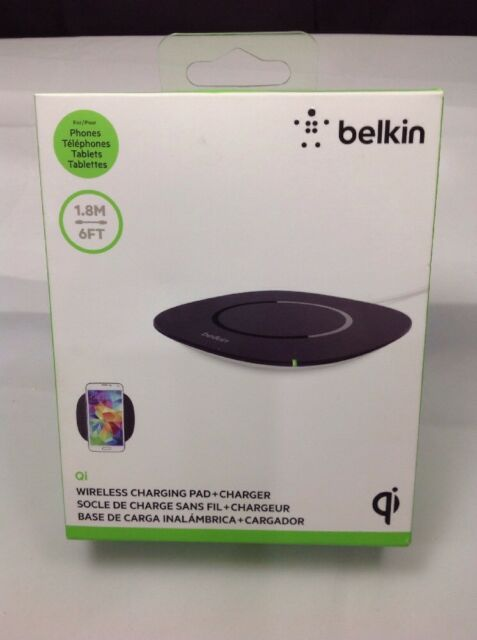 Belkin Boost Up Qi Wireless Charging Pad Charger Ebay