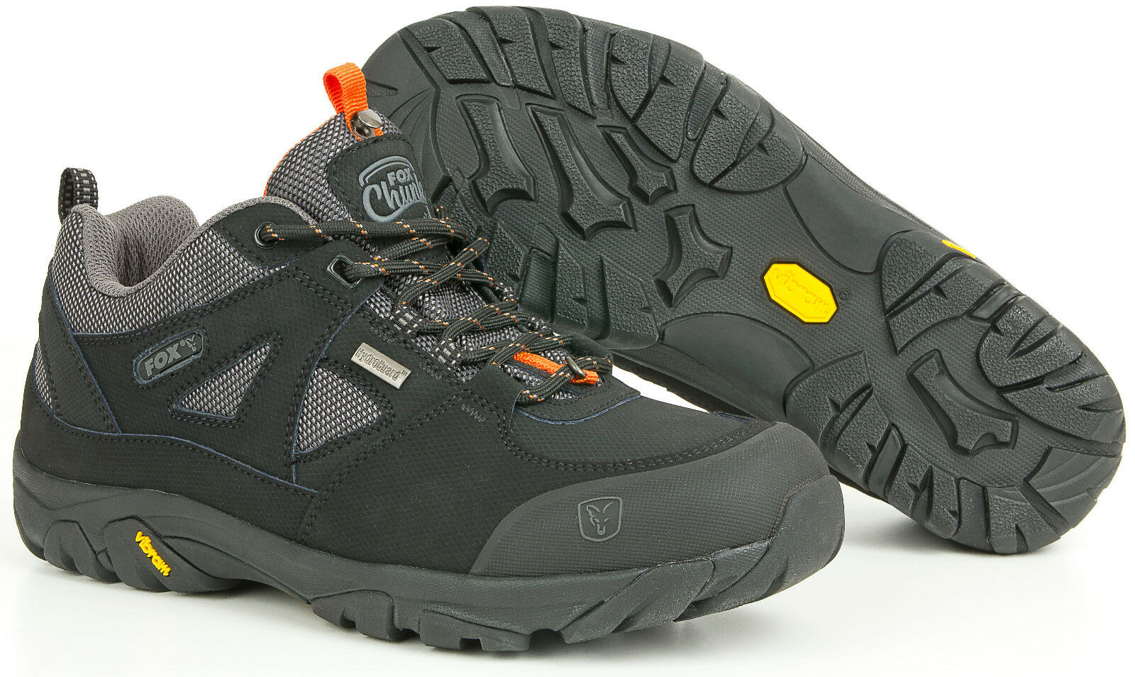 Fox Chunk Footwear Explorer shoes Waterproof  Trainers Vibram Sole Carp Fishing  factory direct and quick delivery