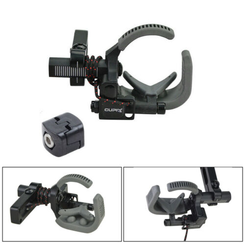 1pc Archery Drop Fall Away Arrow Rest Compound Bow Fall Micro Adjustable Hunting