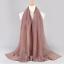 Shiny-Shimmer-Glitter-Sparkly-Plain-Colour-Scarf-Hijab-Shawl-Wrap thumbnail 8