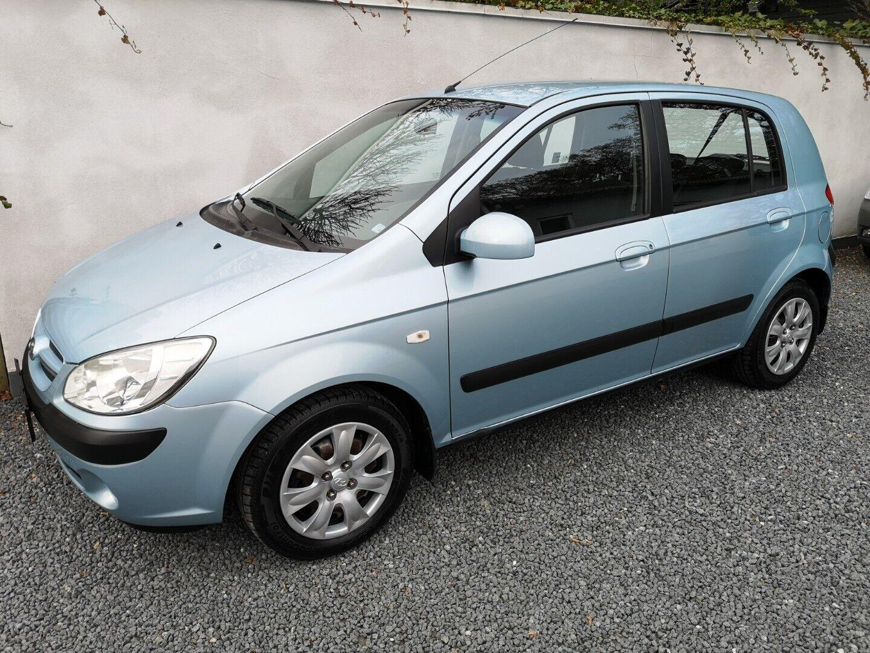Hyundai Getz 1,4 GL 5d