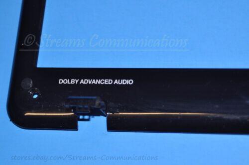 "TOSHIBA Qosmio X775 Series 17.3/"" Laptop LCD Bezel Cover w// Webcam Port"