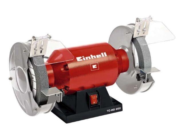 Einhell TC-BG 200 Doppelschleifer 4412820 Schleifmaschine Schleifbock Schleifen