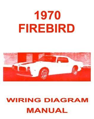 1970 Pontiac Firebird Electrical Wiring Diagrams ...
