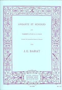Brass Aggressive Barat Andante & Scherzo Trumpet